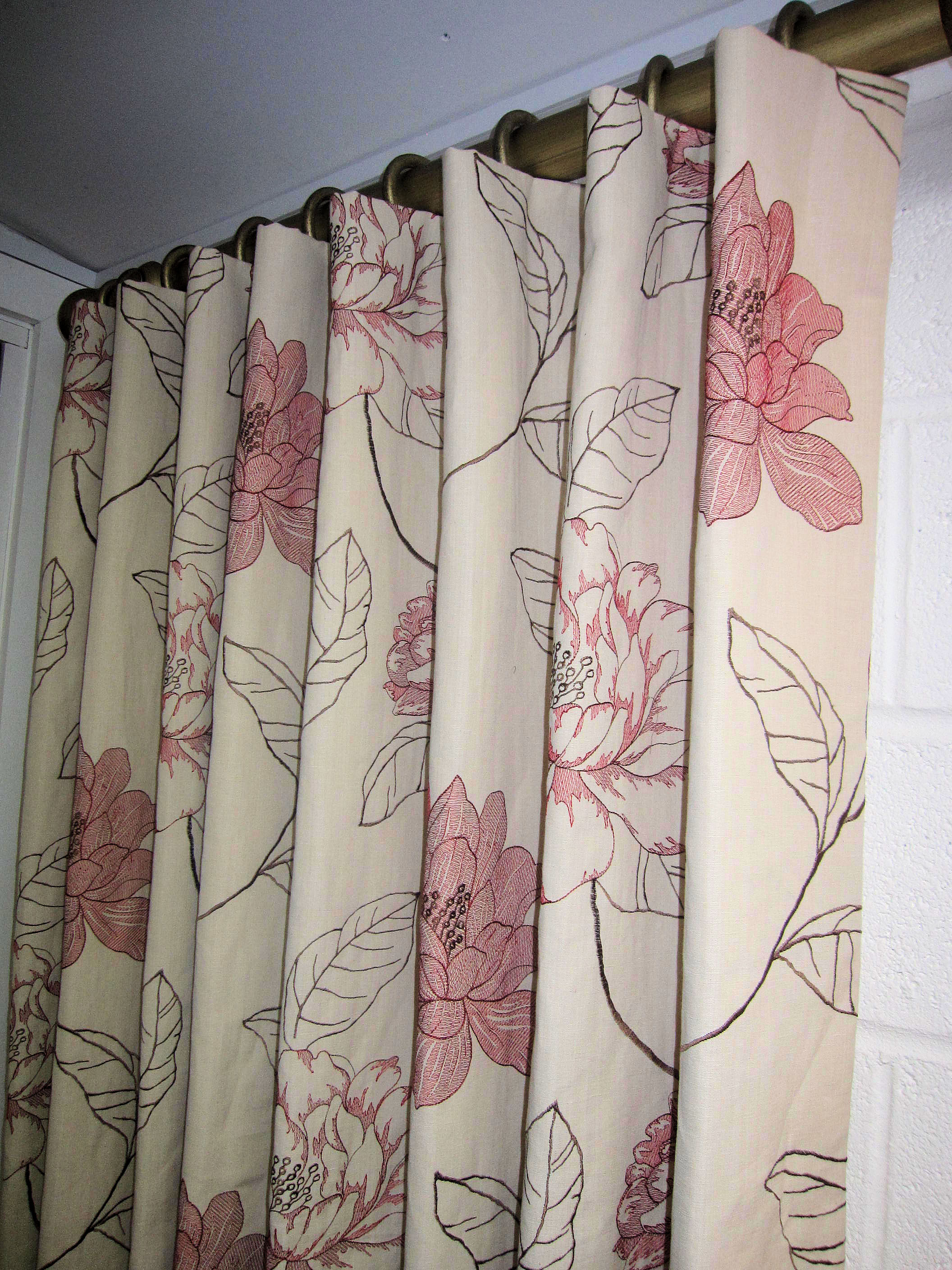 pleatp pencil curtains tape curtain black pleat hamilton products mcbride sateen group blackout by readymade top unlined woven