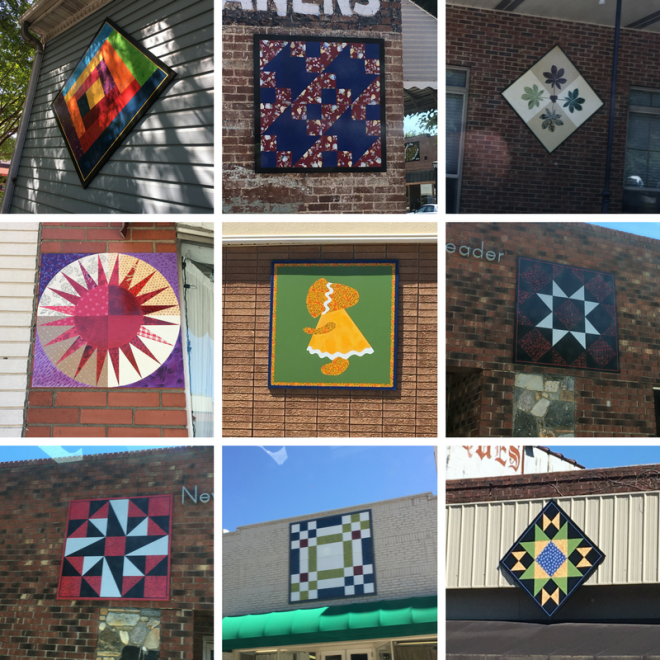 landrum quilt trail